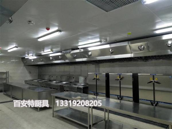 政府机关厨房工程