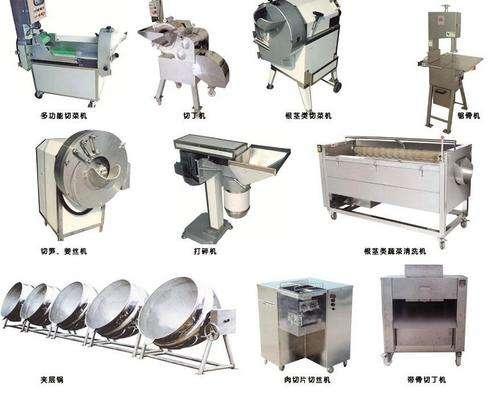 食品机械设备维修