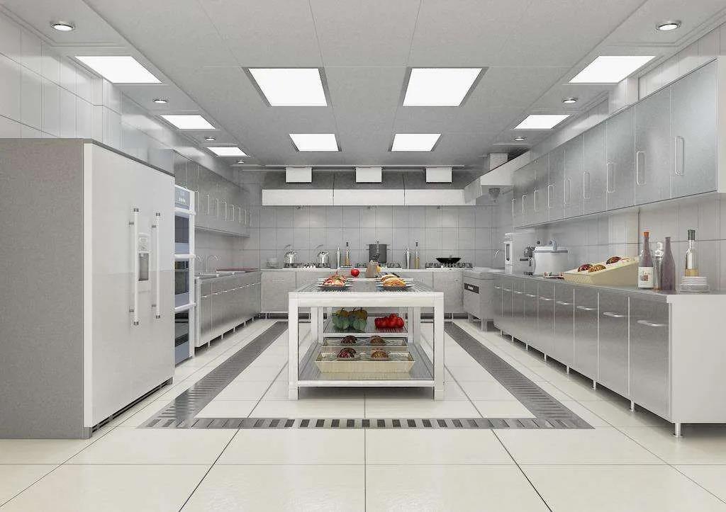 陕西厨房工程之厨房节能减排