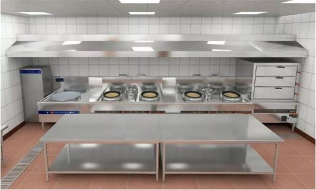 陕西厨房设备维修