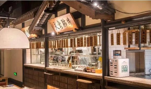 餐厅设计:明档厨房如何设计,让餐厅颜值加分?