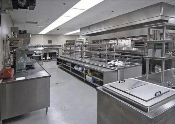 百安特向你讲解陕西厨房设备主灶间设计要点都有哪些?