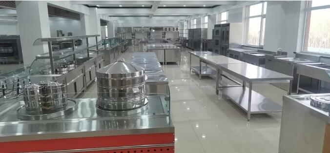 百安特向大家讲解陕西酒店厨房从设计、装修需要注意哪些事项?