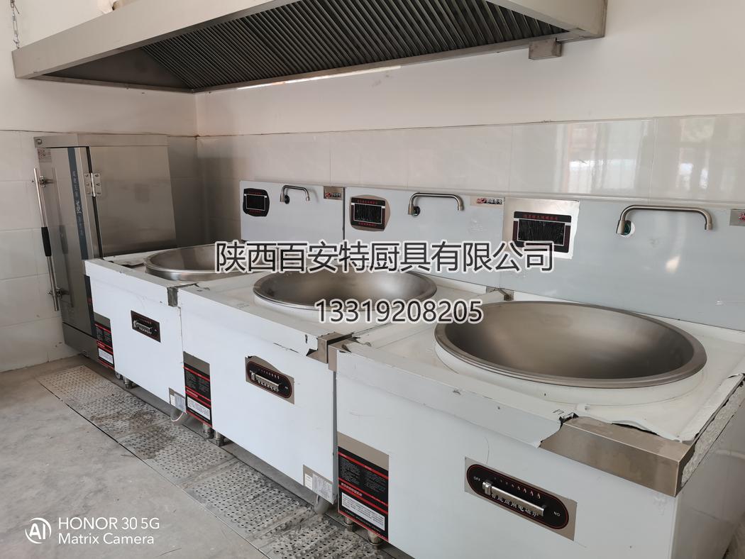平凉市崆峒区八所学校厨房设备整体工程