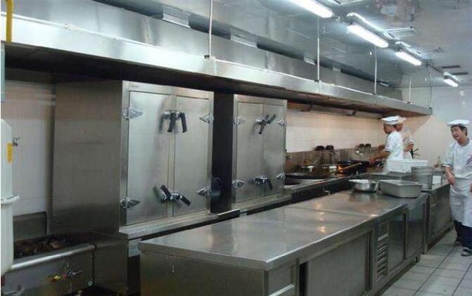 百安特厨具向你讲解西安商用厨具为什么要选择不锈钢材质 ?