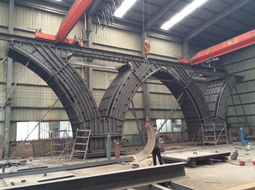 桥梁工程模板