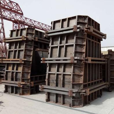 桥梁工程模板案例