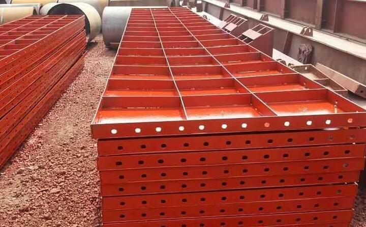 钢模板厂家介绍陕西钢模板施工优缺点有哪些?