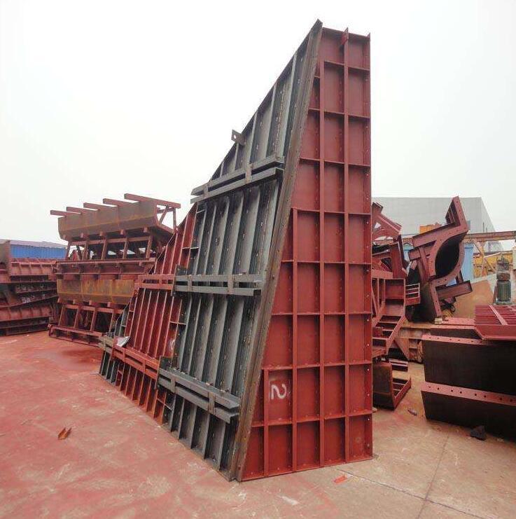 陕西桥梁工程模板施工中禁忌的危险源
