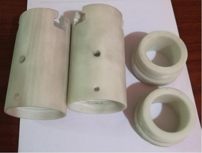 高强度可加工螺纹复合材料制品