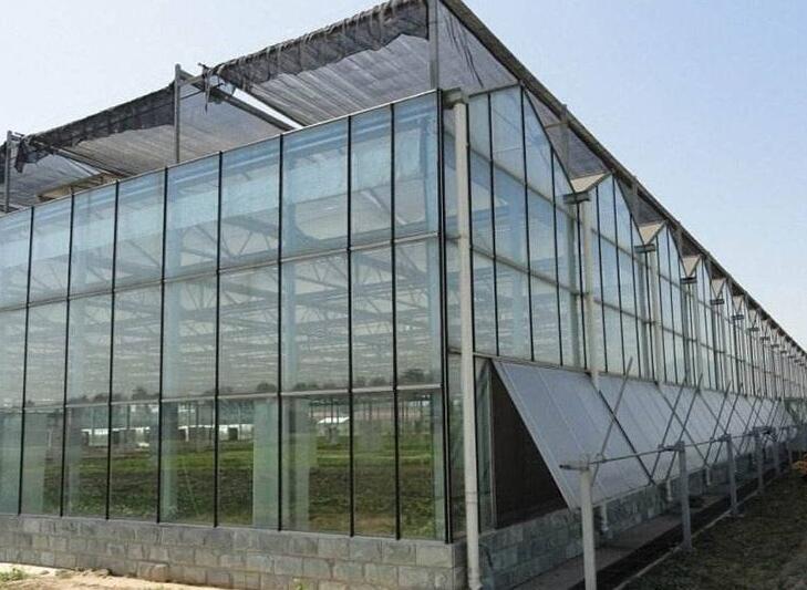 陕西玻璃大棚