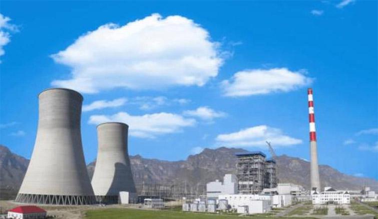 中国华能集团河南沁北电厂水箱威尼斯手机娱乐官网