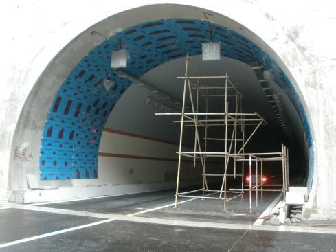 你知道隧道防火涂料的防火性能与涂层薄厚有什么关系吗?