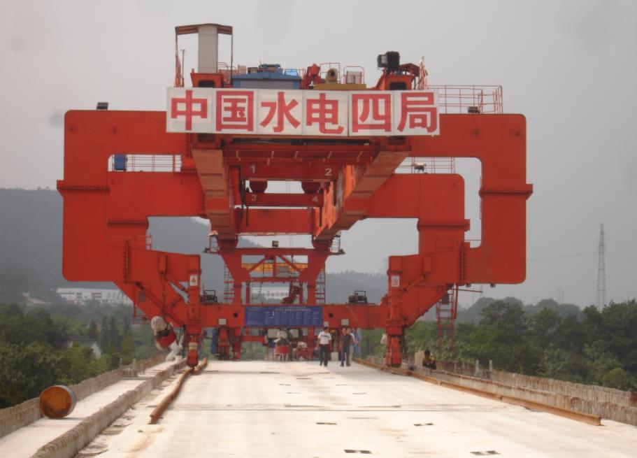 杭宁客专桥面防水施工