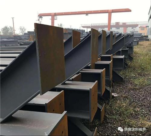 钢结构表面油污如何清洗?