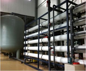 电厂化学水处理设施防腐蚀工艺分析