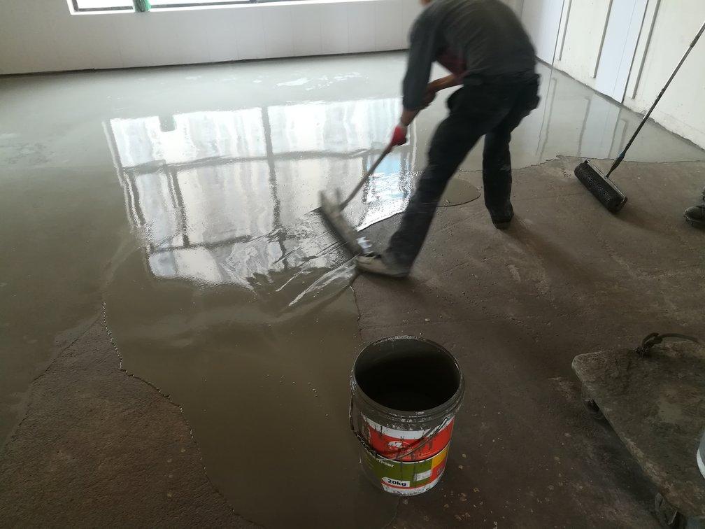 关于水泥基自流平砂浆的知识解答