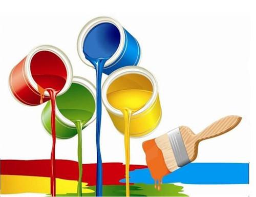 乳胶漆涂刷涂层不平滑的问题。