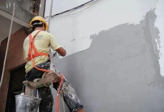 外墙腻子与抗裂砂浆在施工上有什么区别?详细分析来了!