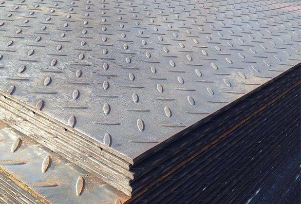 成都鍍鋅花紋鋼板
