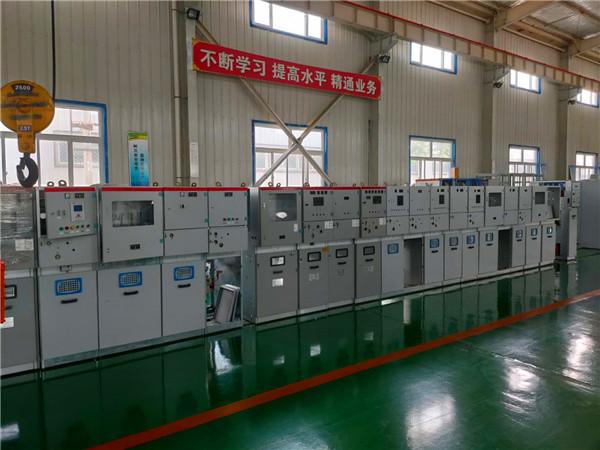 宁夏高低压配电柜安装