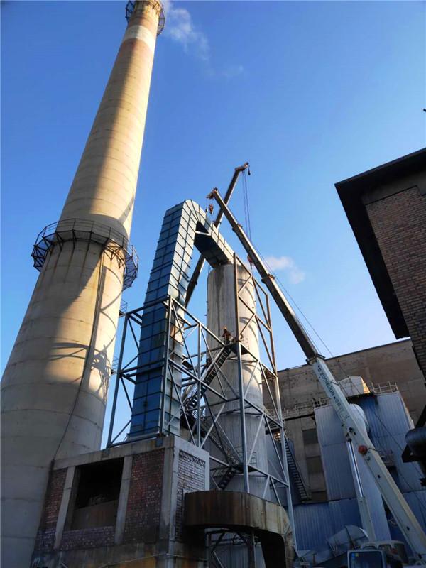 工业脱硫塔设备安装