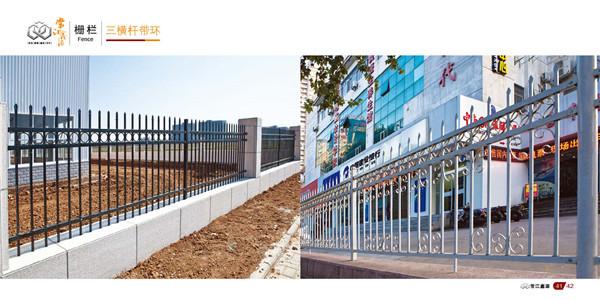 武汉锌钢护栏