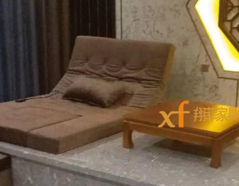 不同类型的足浴沙发,对款式的分类有什么方法