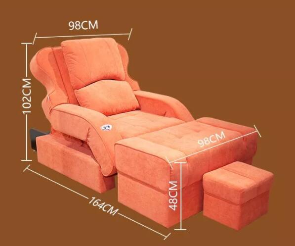 什么样的足浴沙发材质更加受顾客欢迎呢?