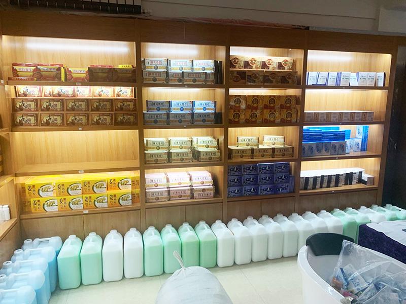 兰州沐之源足浴用品产品成列