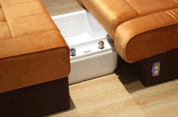 足浴店保证优质的服务就需要一款优质的足浴沙发