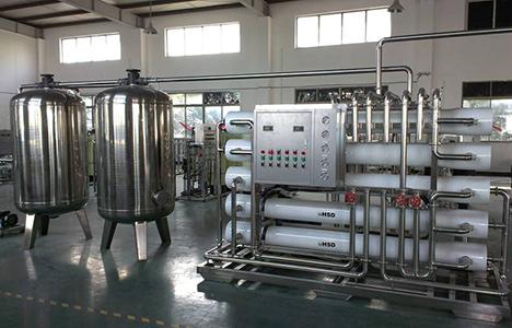 纯净水设备厂家的水净化技术及应用