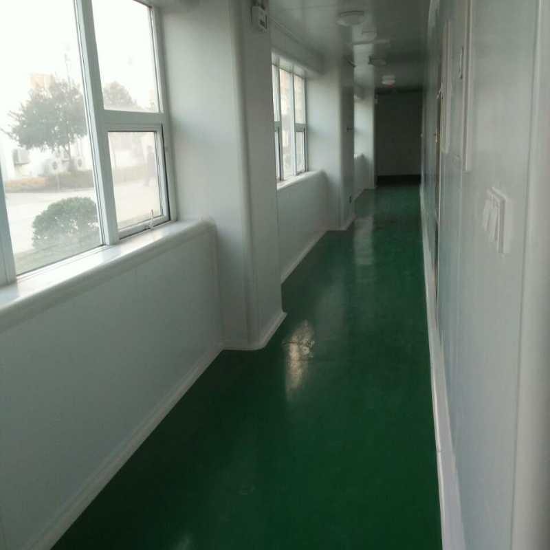 宁夏净化工程--动物实验室
