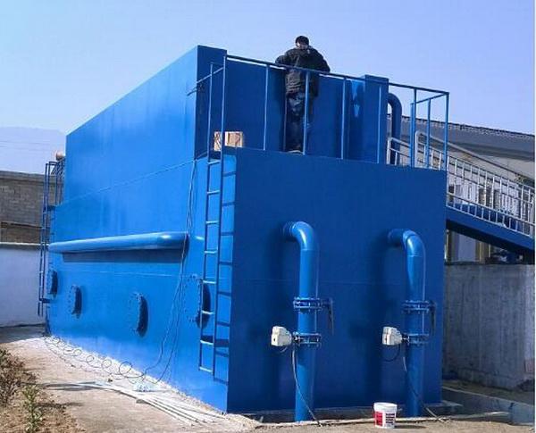 乡镇一体化净水设备