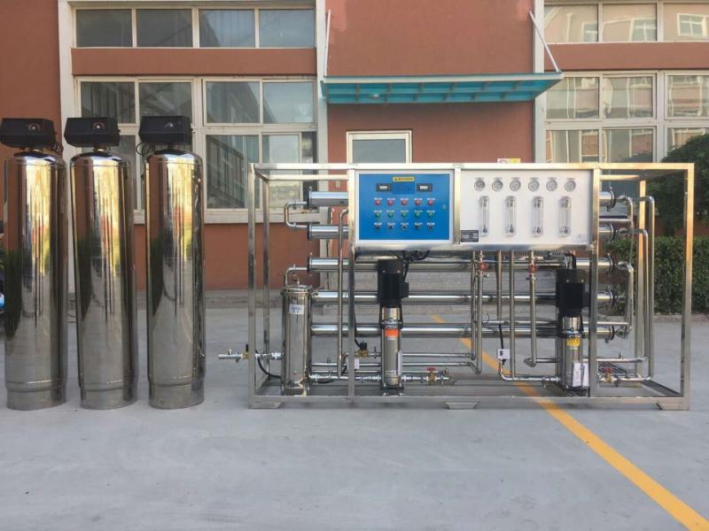 图示:食品行业用水设备1
