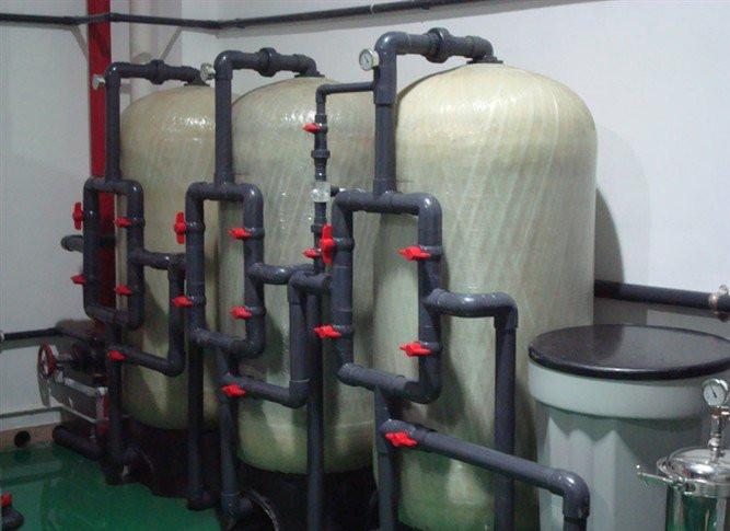 图示:锅炉软化水处理解决方案