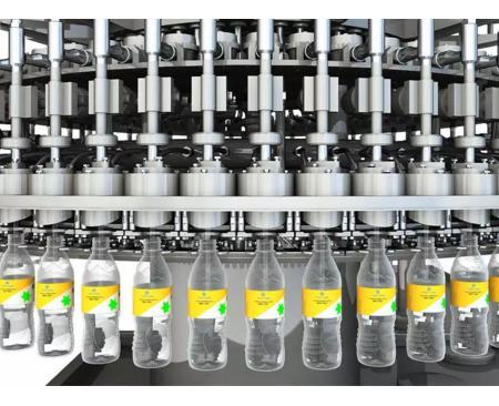 小瓶装灌装水生产线