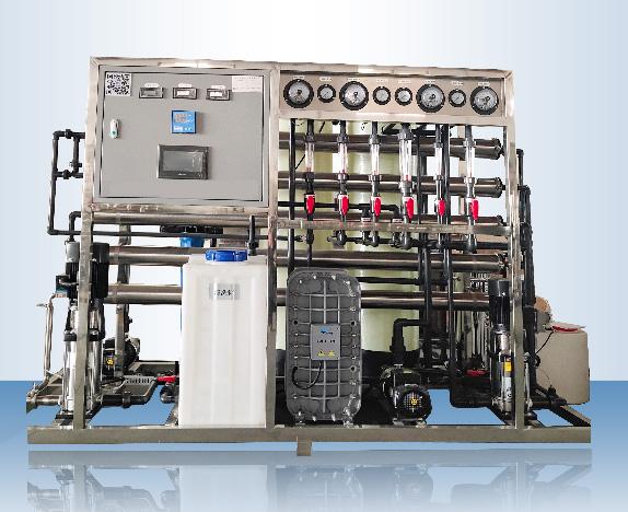 电子厂高纯水设备(二级反渗透+EDI设备)