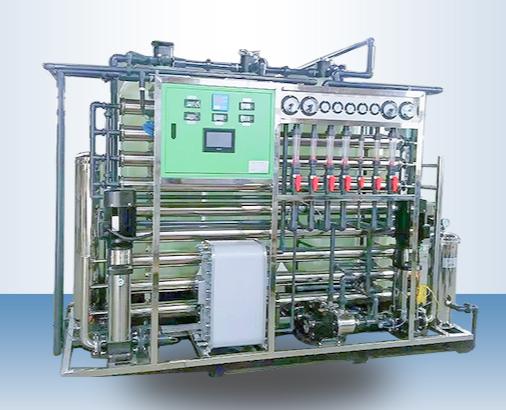 车用尿素高纯水设备(二级反渗透+EDI高纯水设备)