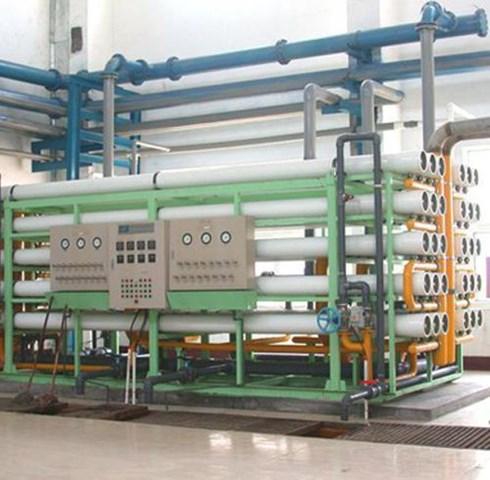 宁夏海澳特厂家告诉你:食品厂纯净水设备出现漏水情况该怎么办