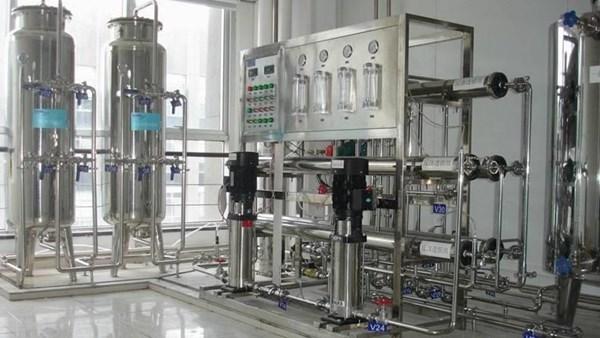 纯净水设备异味的产生原因