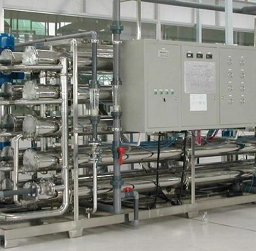 水处理设备的一些维护保养方法