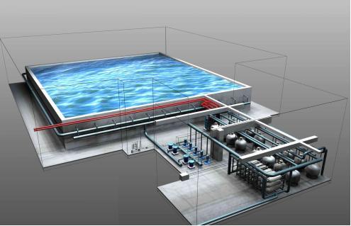 游泳池水处理设备如何维护?