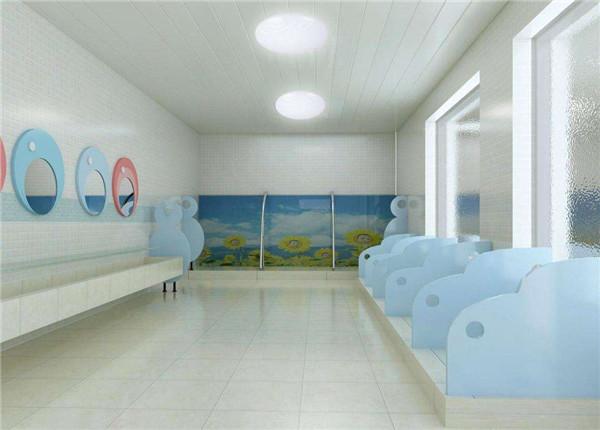 幼儿园厕所隔断选择注意些什么?让我们一探究竟!
