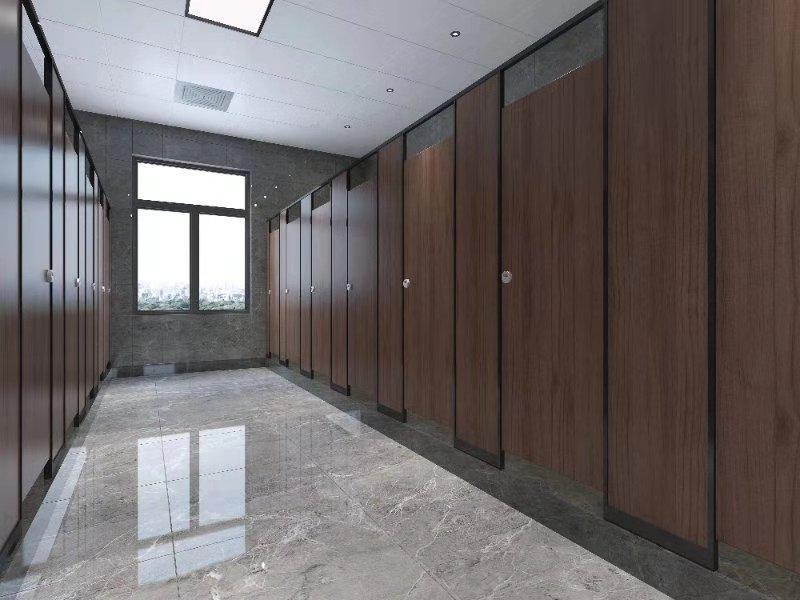 卫生间隔断的理想材料——抗倍特板