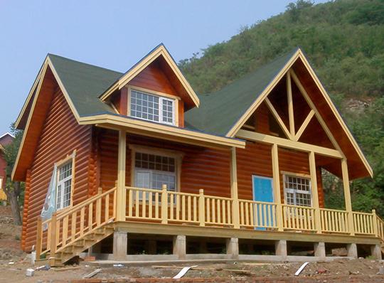 建造四川防腐木木屋每一个小细节都不容忽视!