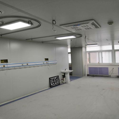 郑州第五附属人民医院净化工程案例