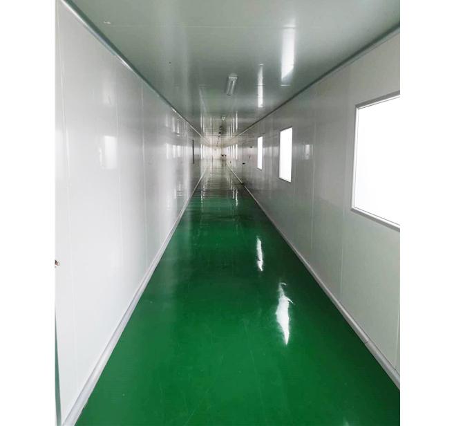 河南药厂净化工程设计