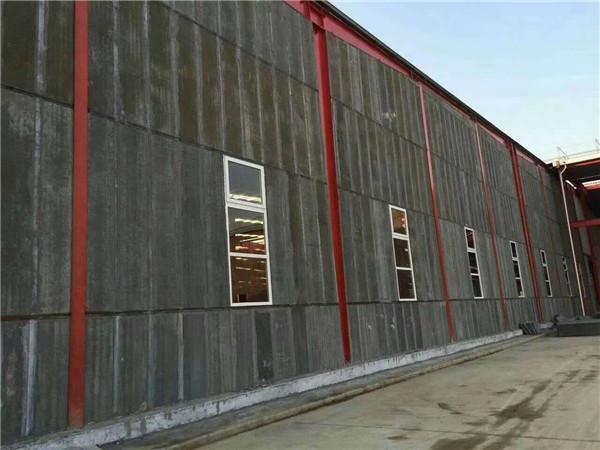新型轻质隔墙板