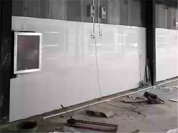 河南新型轻质隔墙板施工